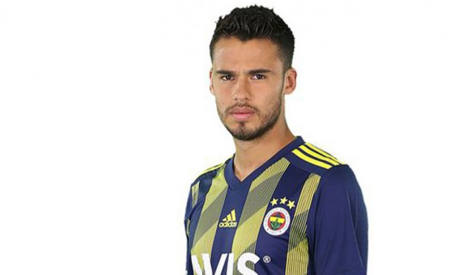 Fenerbahçe, Diego Reyes'in sözleşmesini feshetti!