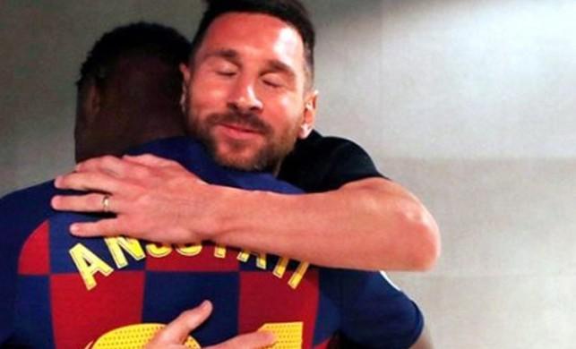 78 yıllık rekoru kırdı! İlk tebrik Messi'den geldi