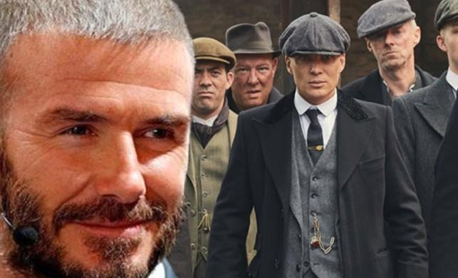 Peaky Blinders'ın yeni sezonunda David Beckham heyecanı