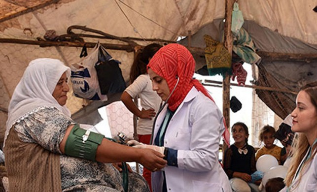 Yaylalarda kalanlara mobil sağlık hizmeti!