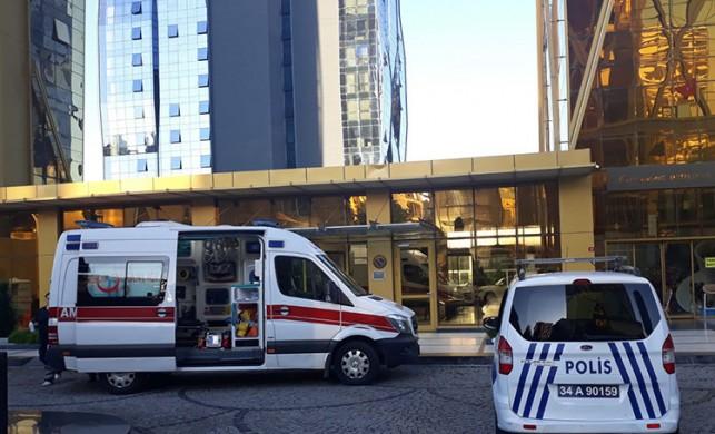 Maltepe'de lüks otelde korkunç cinayet! Odasında öldürüp kaçtılar...