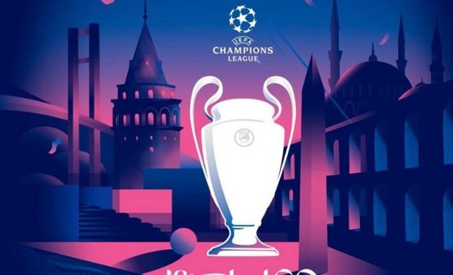 İstanbul 2020 Şampiyonlar Ligi Finali'nin logosu belli oldu