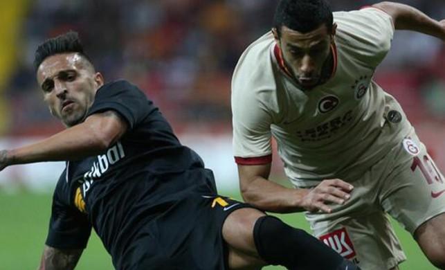 Galatasaray'dan müthiş zafer! 5 gol, 5 kızrmızı kart...
