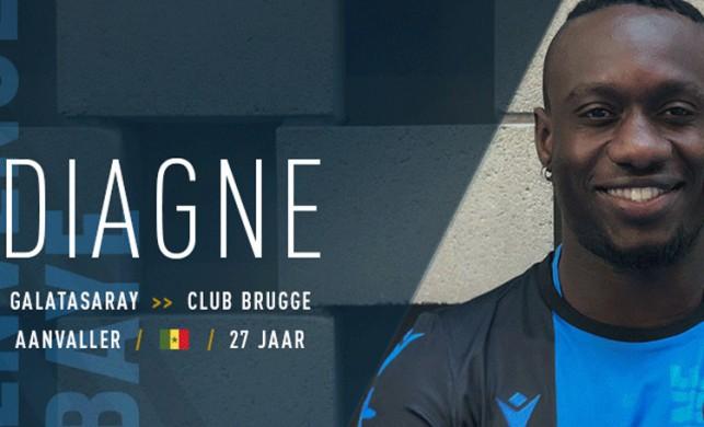 Mbaye Diagne resmen Club Brugge'de!