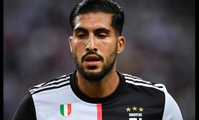 Juventus'la ipleri koparan Emre Can'ın yeni adresi belli oldu