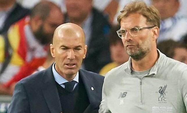 Bomba iddia! Zinedine Zidane'in yerine Jurgen Klopp