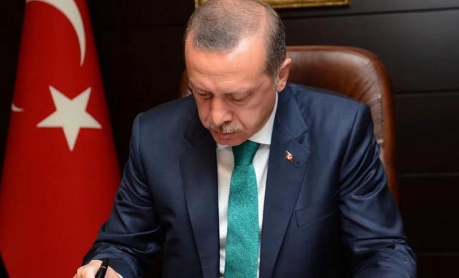 Cumhurbaşkanı Erdoğan imzaladı! İşte Türkiye'de korunacak yerler...