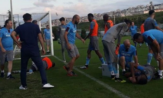 Trabzonspor'da Ekuban şoku! Kırık tespit edildi