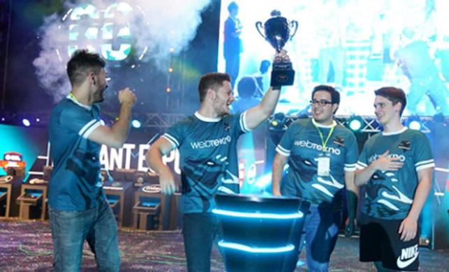 INTEL ESL'in İlk Şampiyonu Regnant Esports Oldu