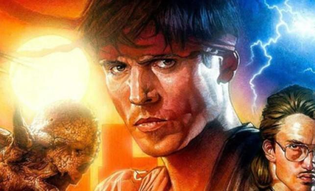 Arnold Schwarzenegger 'Kung Fury 2' filminde başkan oldu!