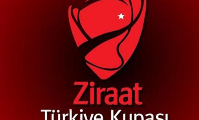Ziraat Türkiye Kupası 3. Tur eşleşmeleri belli oldu!