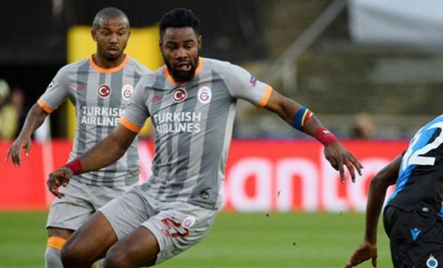 Luyindama: Galatasaray'da olmak gurur veriyor