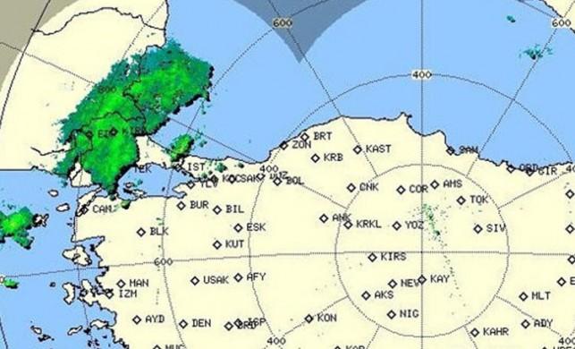 Meteorolojiden sağanak yağış uyarısı yapıldı!