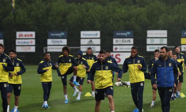 Fenerbahçe ve Ankaragücü'nün ilk 11'leri belli oldu