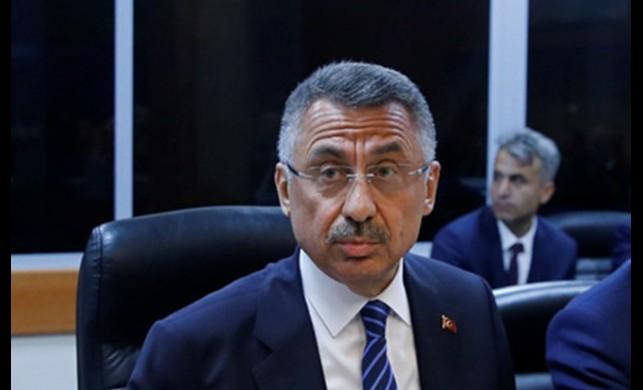 Cumhurbaşkanı Yardımcısı Fuat Oktay hasarlı bina ve yaralı sayısını açıkladı