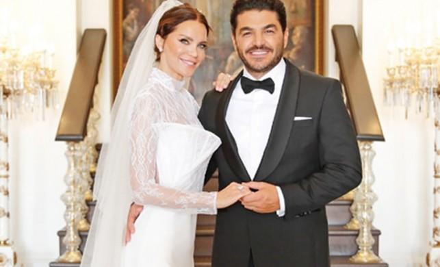 Ebru Şallı'nın düğünden sonra ilk işi bu oldu!