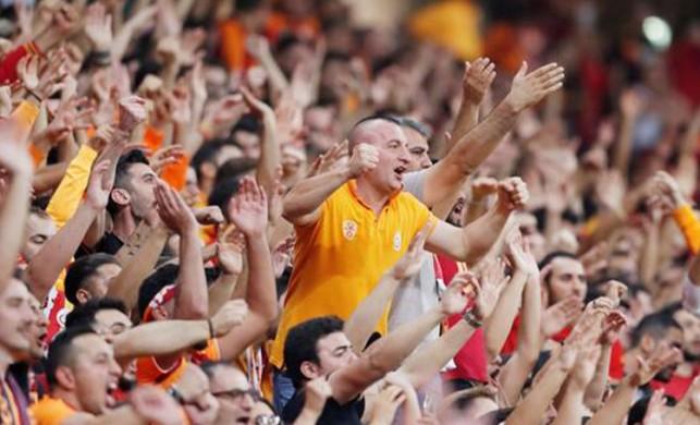 Galatasaray'dan derbide rekor gelir!
