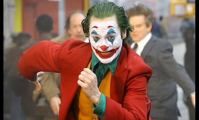 Amerikan Ordusu, Joker uyarısı!