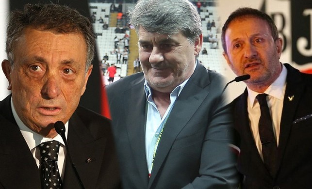 Beşiktaş'ta seçim hareketliliği sürüyor! Bir başkan adayı daha...