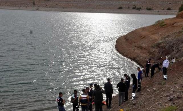 Baraj kıyısında erkek cesedi bulundu