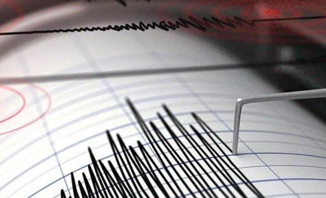 Marmaris açıklarında 4, 3 büyüklüğünde deprem!