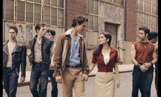 Steven Spielberg'in West Side Story'sinin çekimleri tamamlandı