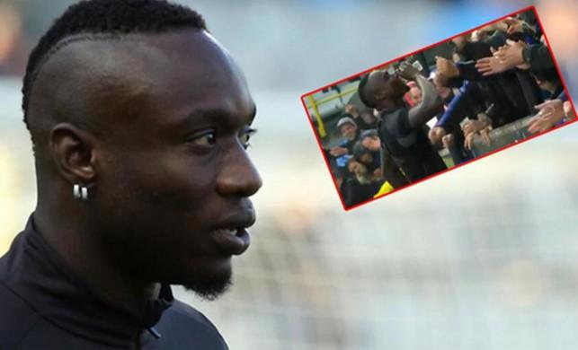 Mbaye Diagne'nin gol sevinci olay oldu!