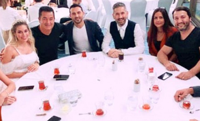 Ahmet Dursun'u düğününde yalnız bırakmadılar