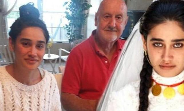 Oyuncu Meltem Miraloğlu, 80 yaşındaki Amerikalı ile evlendi!