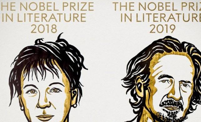 Nobel Edebiyat Ödülü sahiplerini buldu! (15. kez kadın yazar ödülü kaptı)
