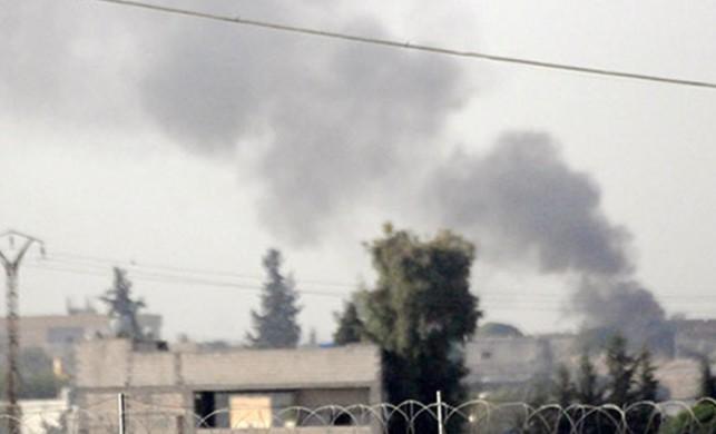 'Barış Pınarı Harekatı'nda 3'üncü gün! Ateş altına alındı