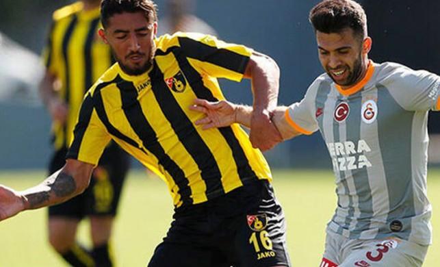 Galatasaray İstanbulspor'u 3-2'yle geçti!