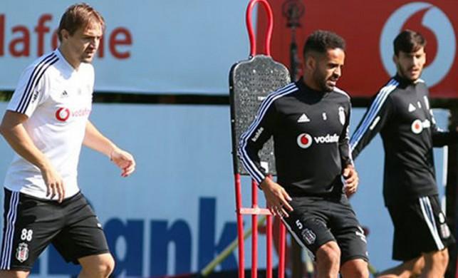 Beşiktaş, Ankaragücü hazırlıklarına devam etti