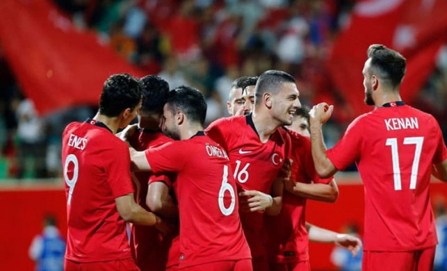 Fransa Türkiye maçı saat kaçta? Milli maç hangi kanalda canlı olarak yayınlanacak?