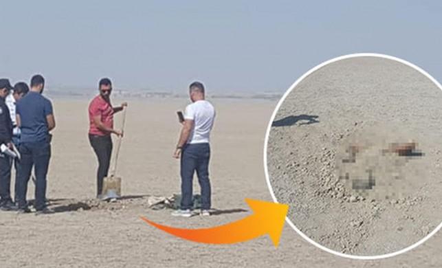 Toprağa gömülü halde bulunmuştu! Korkunç detaylar ortaya çıktı