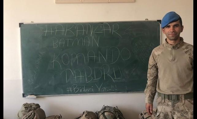 Kahraman komando yeniden Suriye'ye gitmek istiyor
