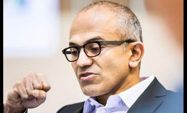 Microsoft'un CEO'su Satya Nadella yüklü bir ikramiye aldı