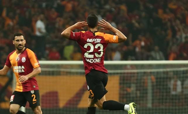 Gol düellosunda kazanan taraf Galatasaray