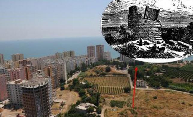 Astroloji biliminin kurucusunun anıt mezarı Mersin'de bulundu