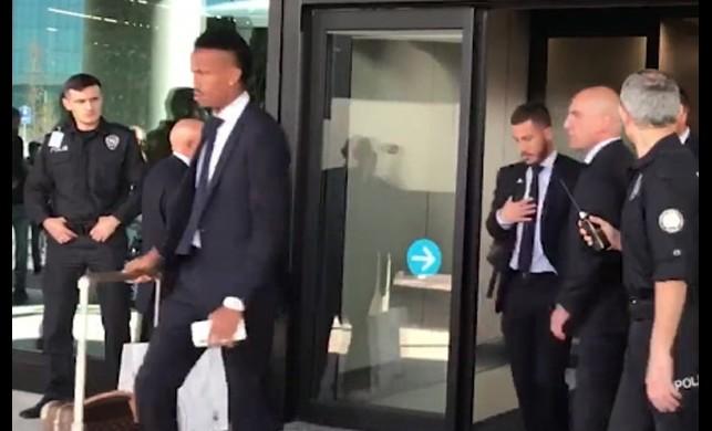 Son dakika: Real Madrid İstanbul'a geldi!