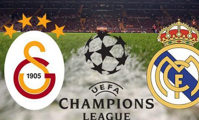 Galatasaray Real Madrid maçı bu akşam saat kaçta hangi kanalda canlı yayınlanacak?