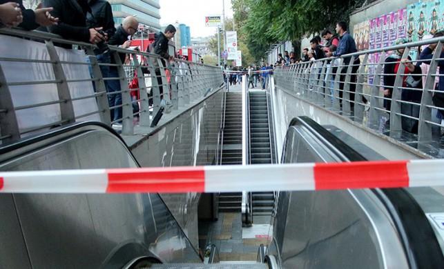 Şişli Metro'unda intihar! İşte yapılan açıklama
