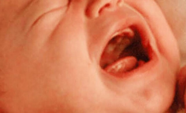 Anneanne ifade verdi anne tutuklandı! 10 aylık bebek uyuşturucu yüzünden...