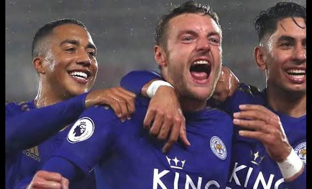 Dünya bu maçı konuşuyor! Leicester gol olup yağdı, Premier Lig rekorunu kırdı