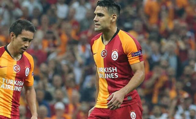 Galatasaray'dan flaş Radamel Falcao açıklaması