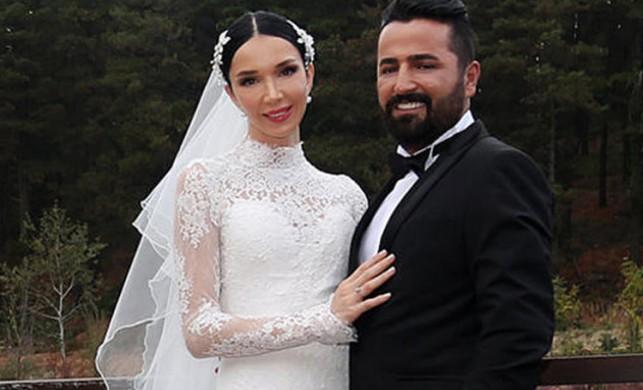 Güzel manken Elif Ece Uzun evlendi