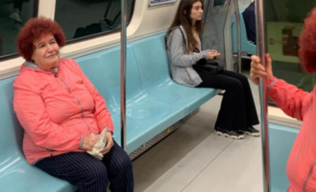 Metrodaki fotoğrafıyla gündeme gelen Selda Bağcan'dan ilk yorum