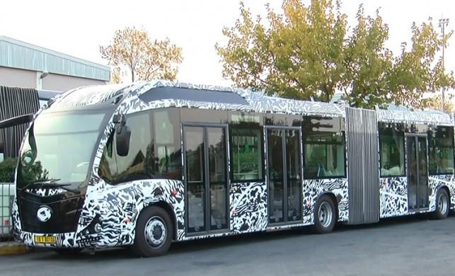 Herkes merakla bekliyordu! İşte yeni metrobüsler...