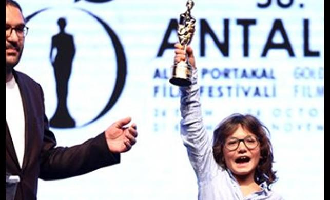 Altın Portakal'da Bozkır'a 10 ödül birden