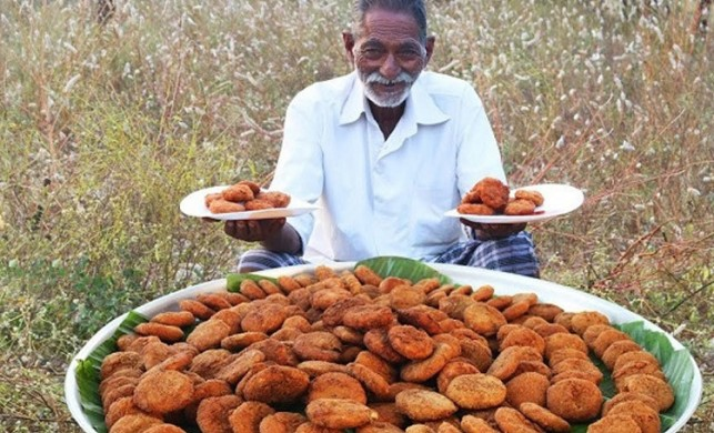 Grandpa Kitchen kanalının sahibi Narayana Reddy yaşamını yitirdi!
